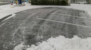 雪かき(3)