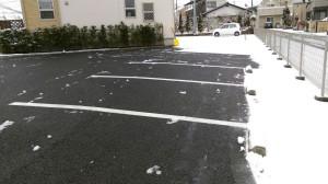 雪かき(4)