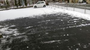 雪かき(5)