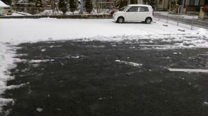 雪かき(6)
