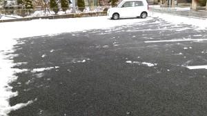 雪かき(7)
